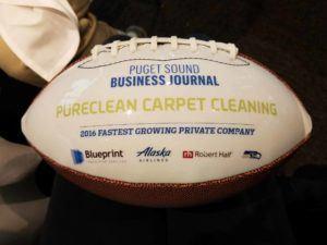 Puget Sound Business Journal Award
